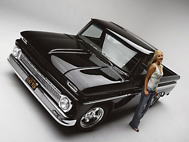 1964 Chevy Shortbed - Custom Classic Trucks - Hot Rod Network