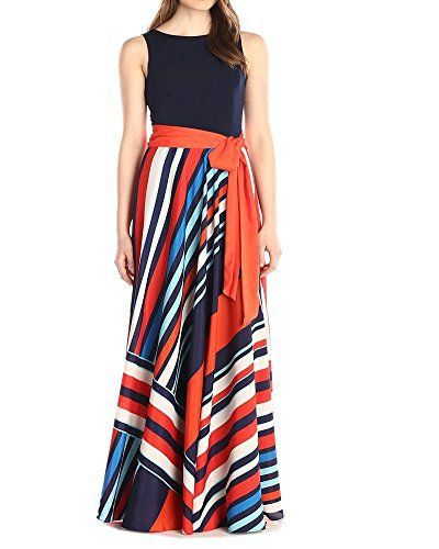 """Product review for Womens Summer Long Maxi BOHO Evening Casual Party Beach Dress Plus Size Sundress.  - Sleeveless, Scoop Neck, Full Length 55.9"""", Print Dress, With Belt Suit for Wedding, Formal, Cocktail, Evening, Party, Holiday, Casual Summer Beach. Club Wear  A must have for your clothing collections. This is our size chart for your reference: Inch Size Measurement: US/EU..."""