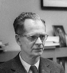 Portrait de B. F. Skinner