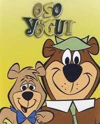 el oso yogui y bubu