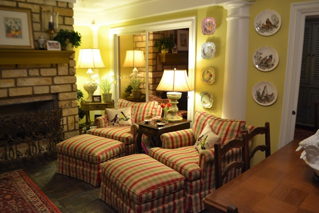 Kristen's Creations: Part 2 Of My Aunt And Uncle's Beautiful Home...beautiful sunroom | Home ...
