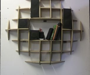 !How to Make a CD Rack!