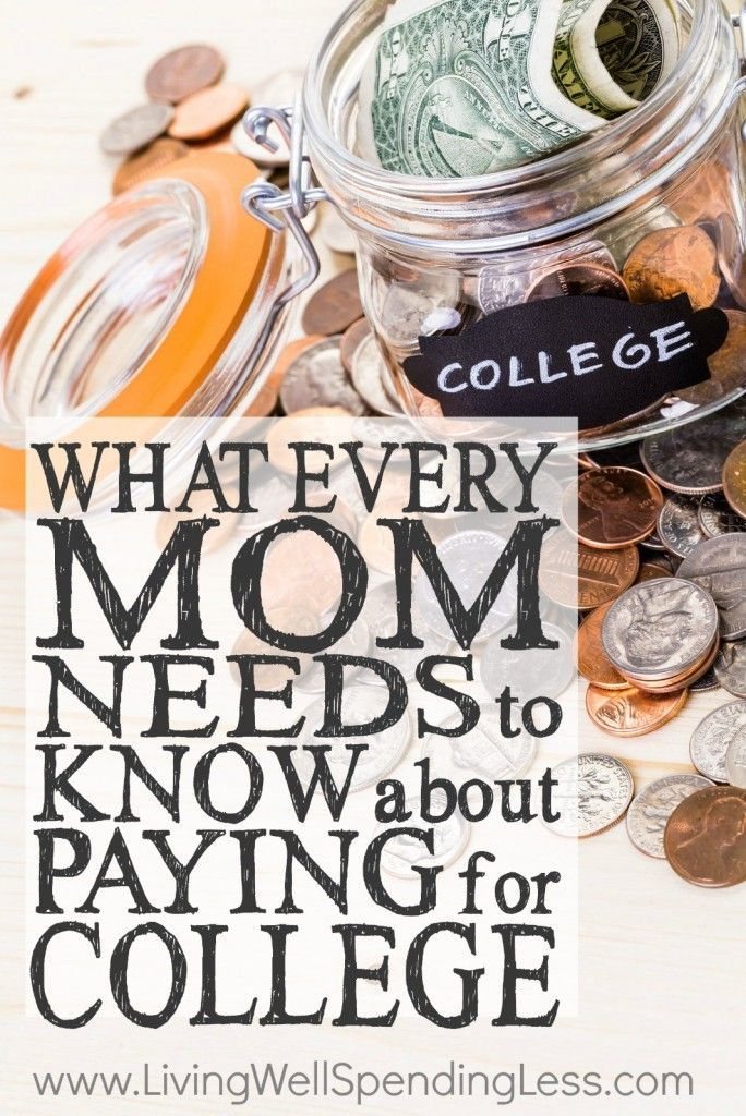 What Every Mom Needs to Know about Paying for College | Budgeting 101 | Money Saving Tips | How to Save Money on College | How to Pay for College via lwsl