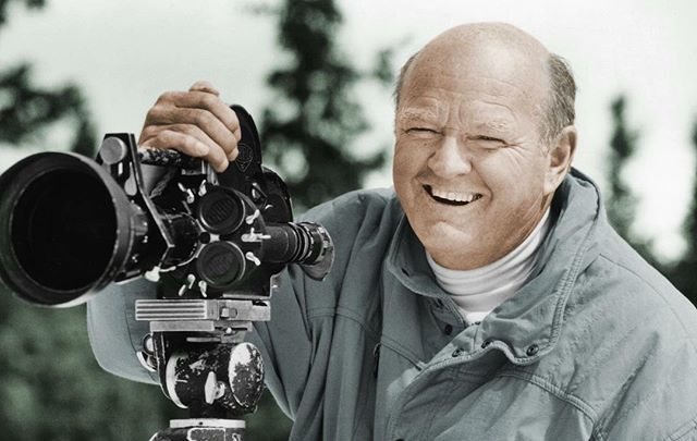 Sad to hear of Warren Miller's passing today. Many of you on my feed may not know who Warren Miller was, but he was an amazing producer of ski films. I have fond memories of my dad taking me to see these films prior to the ski season and it always got me pumped. It was a tradition every year to see these films.  Warren, I trust you are skiing steeper and deeper in Heaven. RIP