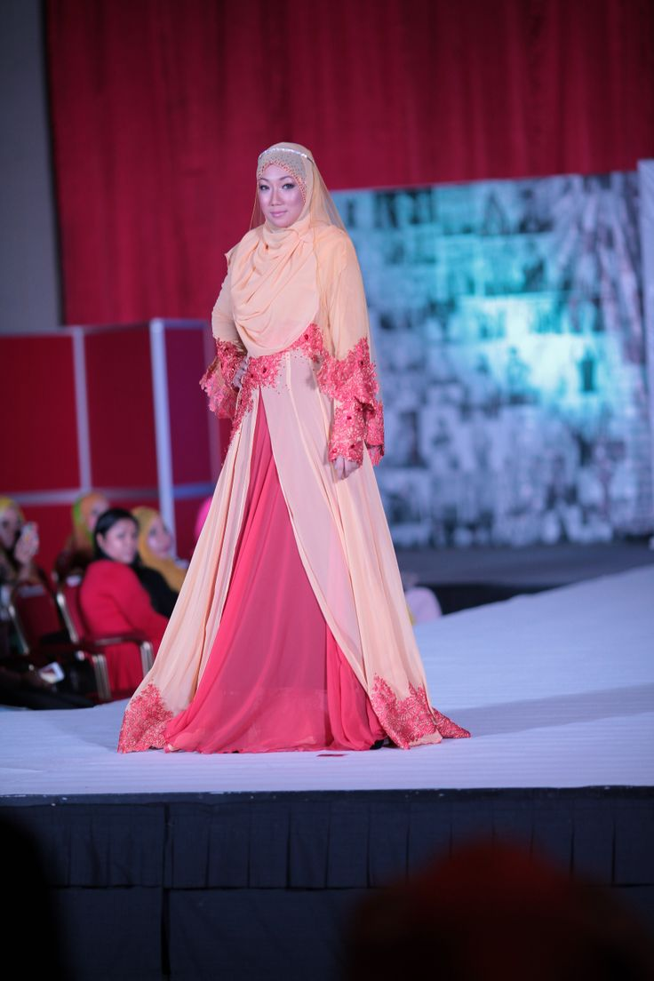 Eja Shahril Collections - Muslimah Wedding Dress