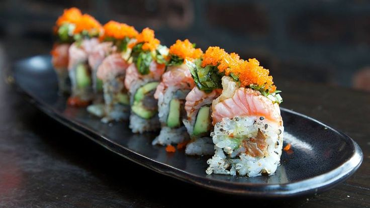 Don't try this at home. Raw fish is not something to mess around with, so when it comes to sushi, leave it to the experts who know how to wield a knife around the day's catch. From fatty tuna to...