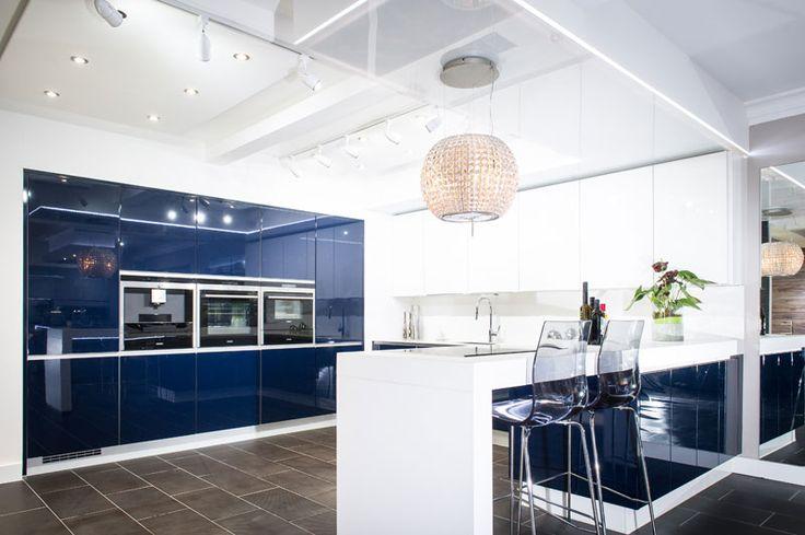 German Kitchen Design 4 | Nobilia London U2013 German Kitchens | Kitchen |  Pinterest | Showroom
