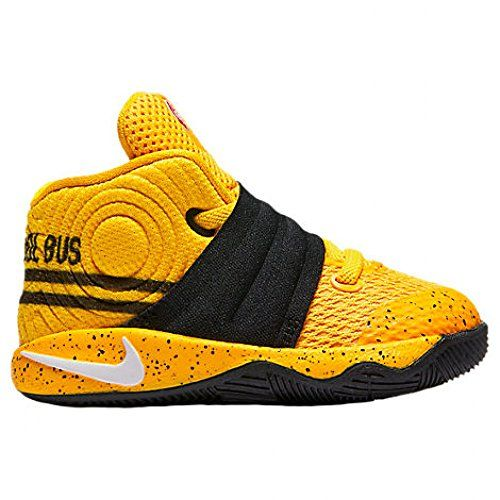3891df1fb4142 Nike Kyrie 2 School Bus Toddler Boys Shoe University ...
