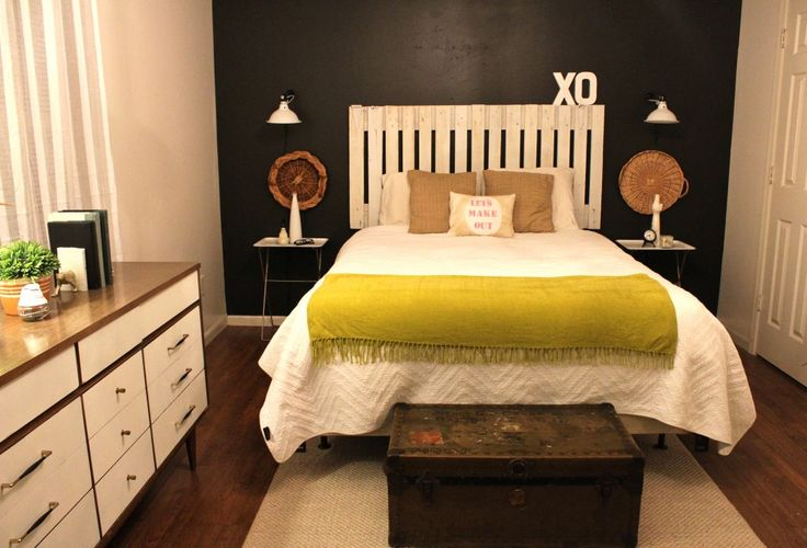 Bedroom makeover on a thrifted and diy budget eclectic style Diy master bedroom makeover