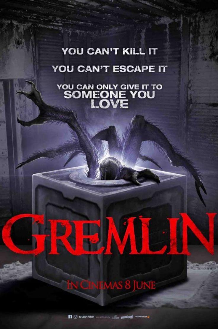 New Trailer for Upcoming Horror Film, GREMLIN!