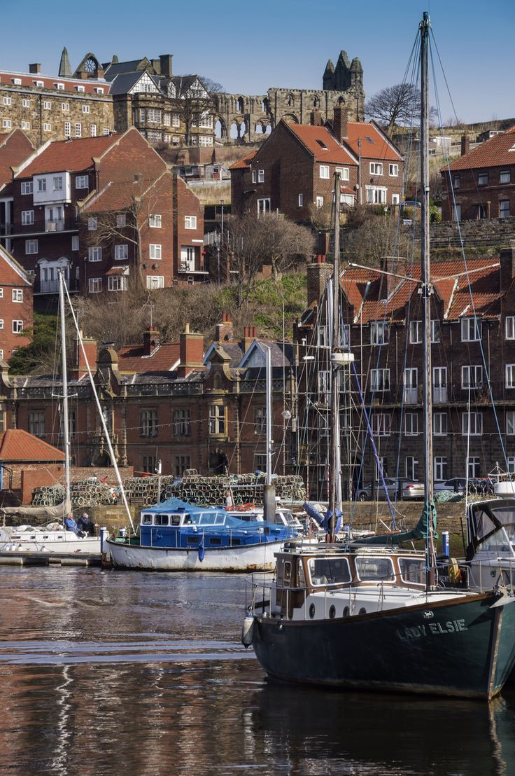 Whitby, Yorkshire.