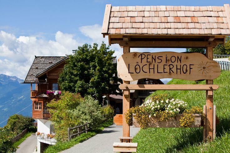Bauernhof Pension Südtirol - Ferienbauernhof in Lüsen/ Südtirol