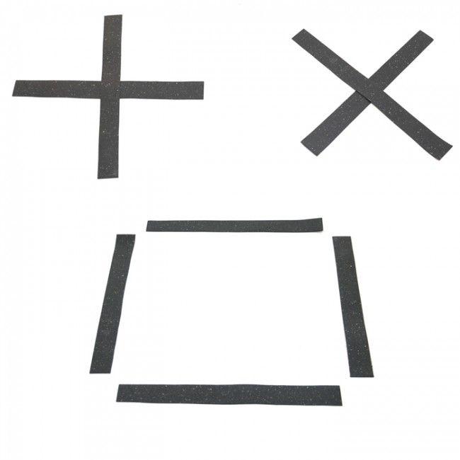 Stroops Agility slats rubber set van 12 stuks  Description: De Agility slats van rubber zorgen er voor dat je elk patroon kan leggen zoals jij dat wenst. Denk aan een kruis vierkant zeshoek of een doolhof. Je trainingen kun je gaan uitbreiden met nieuwe coordinatieve oefeningen individueel of in spel vorm.12 anti-slip rubber mattenlengte: 45cm  Price: 36.95  Meer informatie