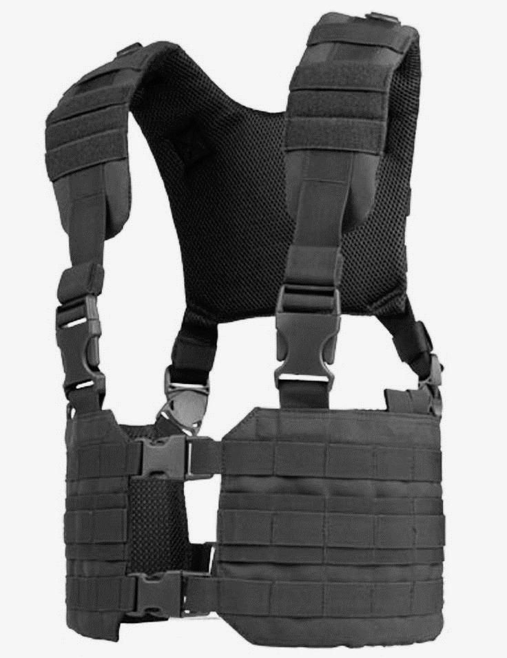 CONDOR RONIN CHEST RIGS The Condor Ronin Chest Rig is…