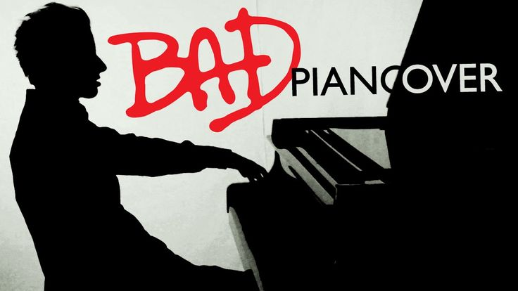"""Rehearsal version (not official music video) of Michael Jackson's """"Bad"""" from the Bad album, mashed up with Smooth Criminal arranged for piano by Bence Peter...."""