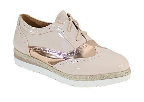 Oferta: 21.95€. Comprar Ofertas de By Shoes - Zapatos de cordones para Mujer barato. ¡Mira las ofertas!