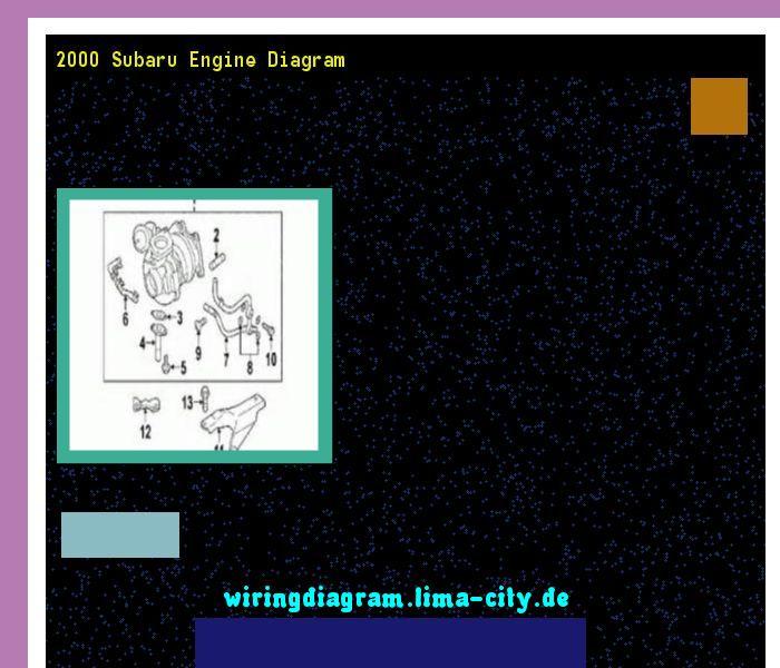 2000 Subaru Engine Diagram  Wiring Diagram 174957