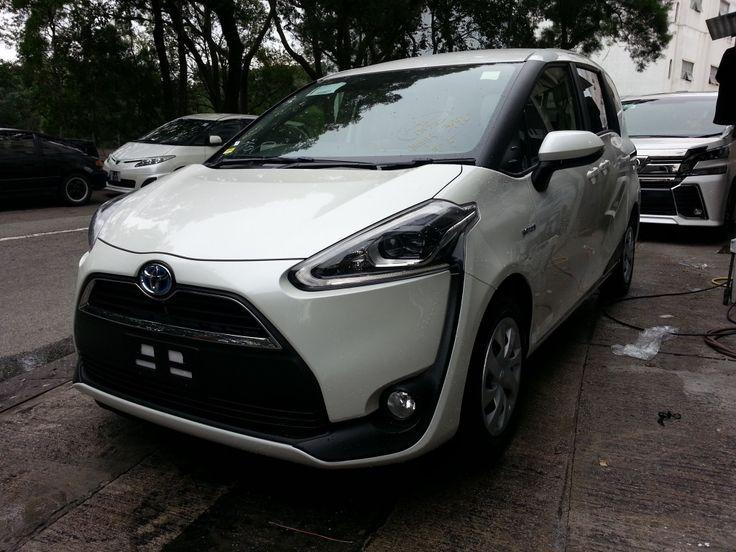 車廠:Toyota 型號:Sienta Hybrid 新舊:全新 軚盤:右軚 年份:2015年 傳動:CVT 容積:1500cc 車門:5 門 座位:6座 顏色:白色 車廂:黑色 貨源:水貨 手數:未出牌 售價:價錢面議 聯絡:96824684(Derek) 編號:(Code TA253) #driver.com.hk #HK #Toyota