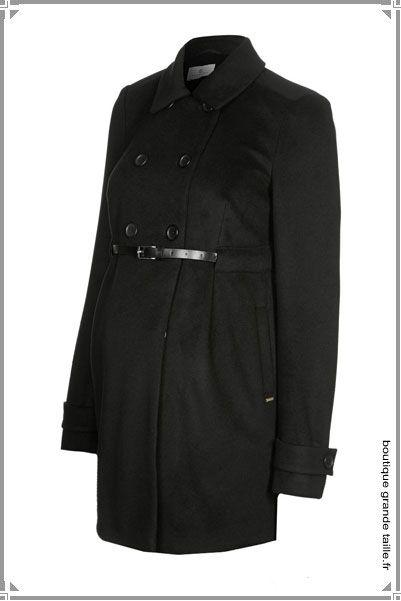 1000 images about manteau de grossesse grande taille chic on pinterest. Black Bedroom Furniture Sets. Home Design Ideas