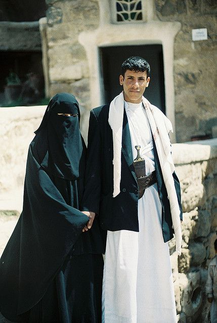 """Young couple from Yemen """"They were living in THEIR country""""does it crime???"""
