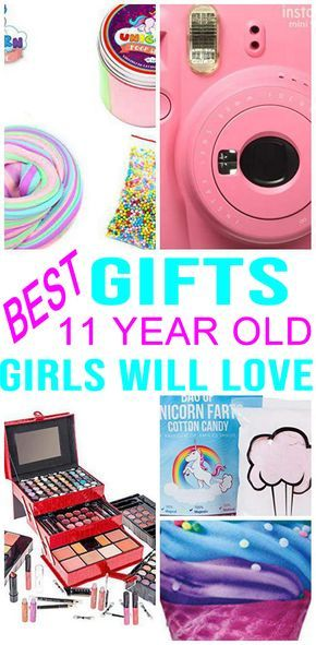 BEST Gifts 11 Year Old Girls Will Love And Want Totally Cool Popular Great Presents For Those Tween Years 11th Birthday Christmas