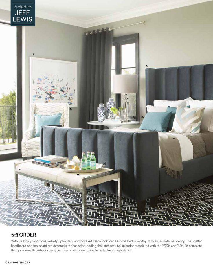 jeff lewis bedroom