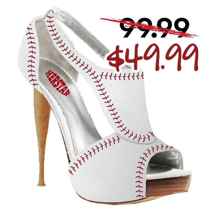 http://www.herstar.com/collections/novelty/products/herstar-womens-baseball-high-heel