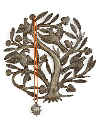 My jewelry would be so organized!: Heart, Haiti Jewelry, Jewelry Hanger, Trees, Hangers, Products, Birds