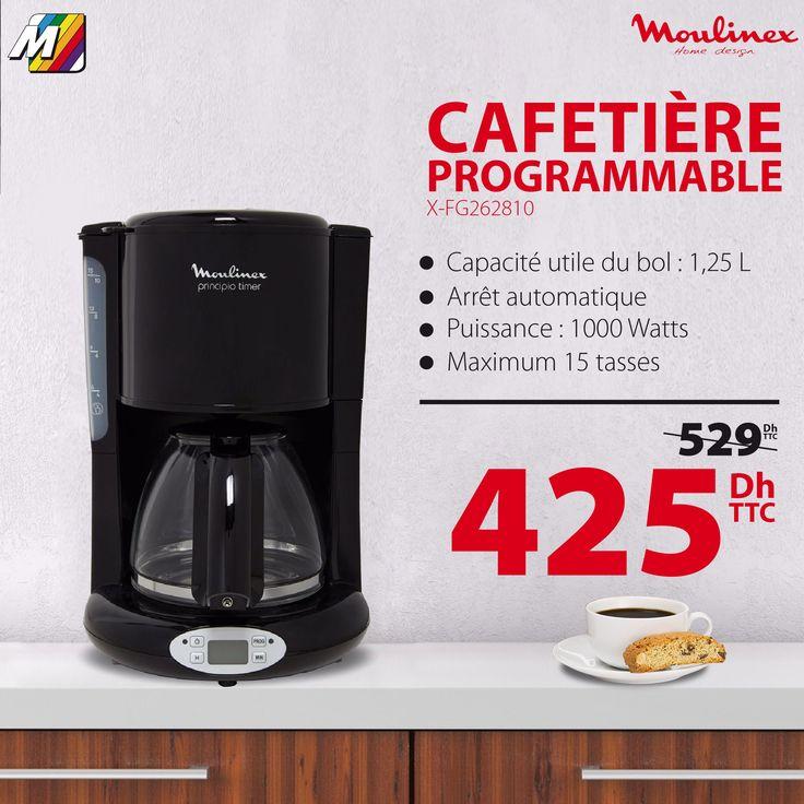 Les 25 meilleures idées de la catégorie Cafetiere programmable sur ...