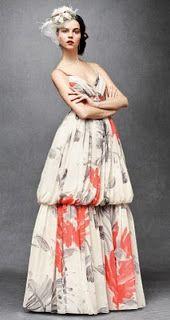 I absolutely love this theme!  Antropologie Wedding Inspiration  | bellethemagazine.com
