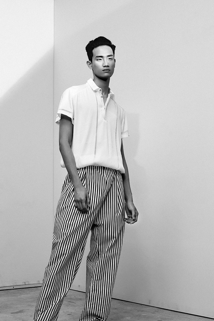 Hien Le's Spring/Summer 2017 collection pay homage to the ever changing shapes…