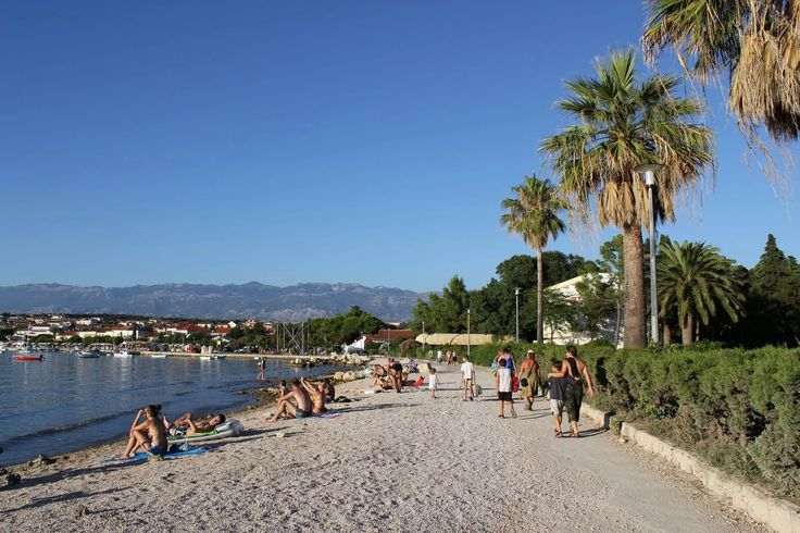 The Croatian island of Pag is a popular spot for European tourists as are many of the other Croatian islands in the Adriatic sea. There are good chalets, villas and hotels as well as picturesque beaches.