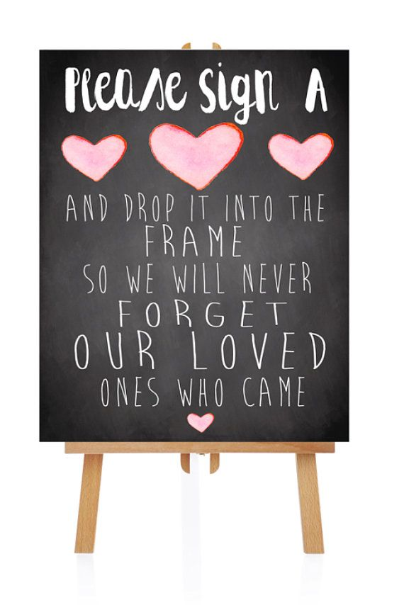 Guestbook sign Dropbox Sign Wedding Guestbook by PerfectParcels1