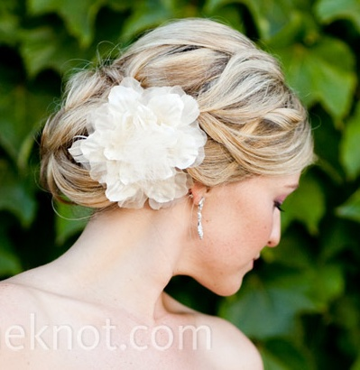 wedding up do