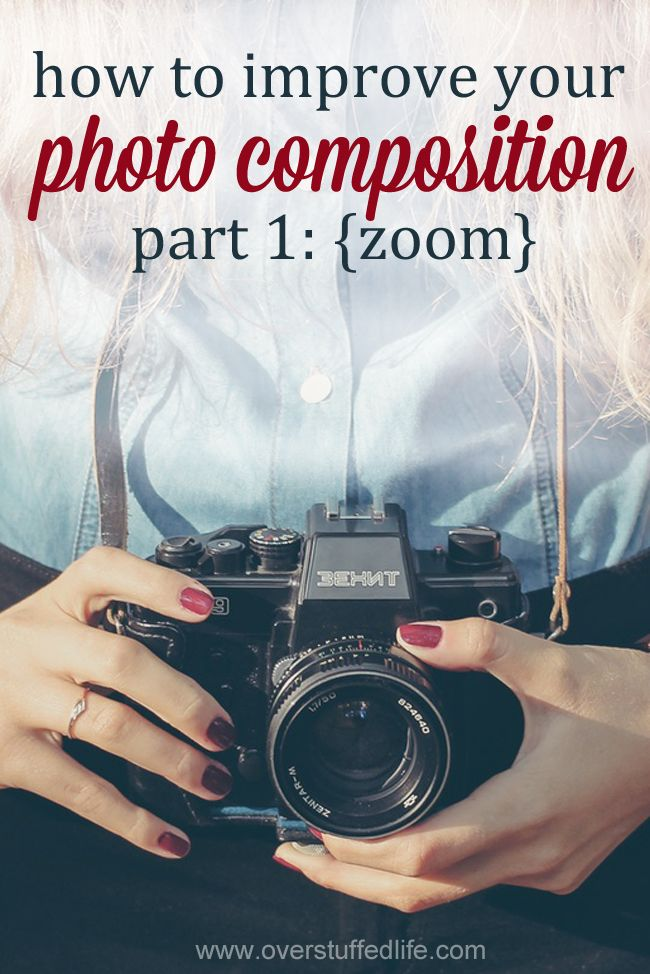 If you want to improve the quality of your photos, composition is the place to start! Learn how to compose beautiful pictures with these great tips! #overstuffedlife