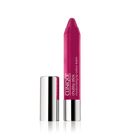 Chubby Stick Moisturizing Lip Colour Balm - Pudgy Peony - Clinique