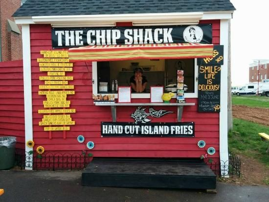 The Chip Shack. Umm, yes please.