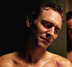Tom Hiddleston as Prince Hal (Henry V) in The Hollow Crown (Henry IV Part 1 or 2)