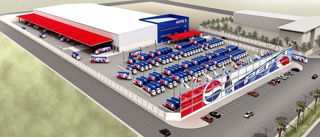 Pepsico Saudi DC