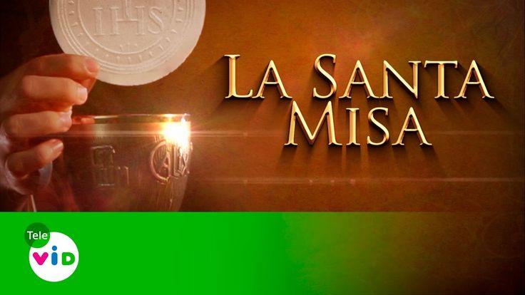 La Santa Misa 28 de octubre de 2016 – Tele VID Tele VID te ofrece la Misa diaria, Hoy 28 de Octubre La Santa Misa oficiada por el Sacerdote Carlos Andres Montoya P  https://www.youtube.com/watch?v=N2uzcMu-R7Y