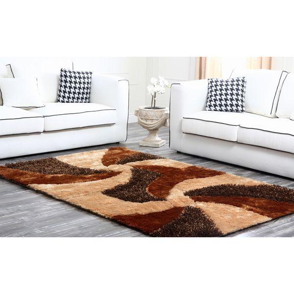 Abbyson Living Plush Vdara Shag Rug   Overstock™ Shopping   Great Deals On  Abbyson Living