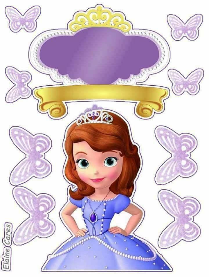 Pin On Princess Sofia Party