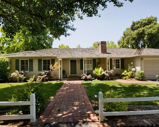 64 Best Curb Appeal Ranch House Images On Pinterest Curb Appeal