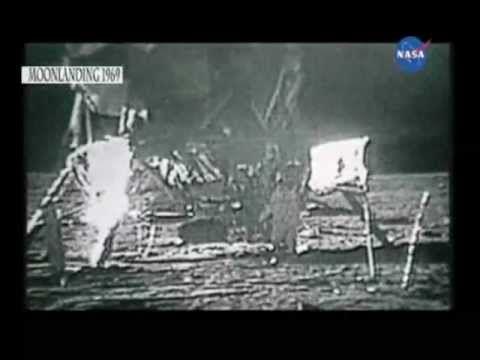 First Moon Landing 1969 unseen footage APOLLO 11
