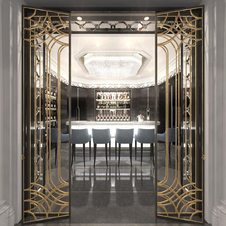 wellesley hotel london history style studio art. Black Bedroom Furniture Sets. Home Design Ideas