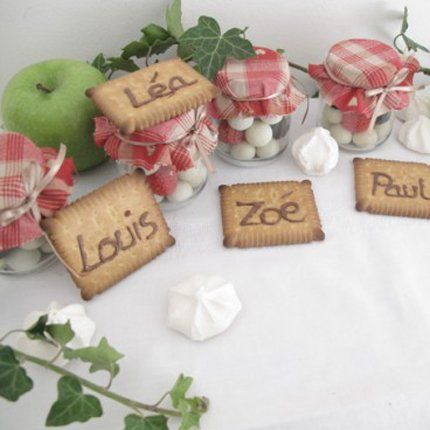 Mariage croquant, mariage gourmand