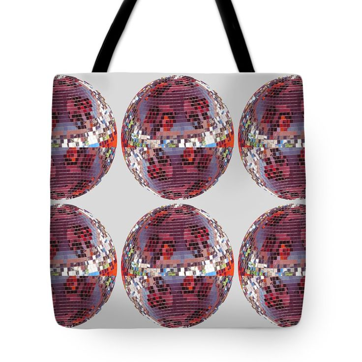 """Light Globes Interior Decorations Entertainment Hotels Resorts Casino Bar Las Vegas America Usa Tote Bag by NAVIN JOSHI (18"""" x 18"""").  The tote bag is machine washable, available in three different sizes, and includes a black strap for easy carrying on your shoulder.  All totes are available for worldwide shipping and include a money-back guarantee."""