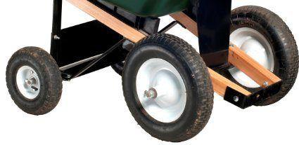 Best heavy duty wheelbarrow: Big 4 Wheeler Wheelbarrow review
