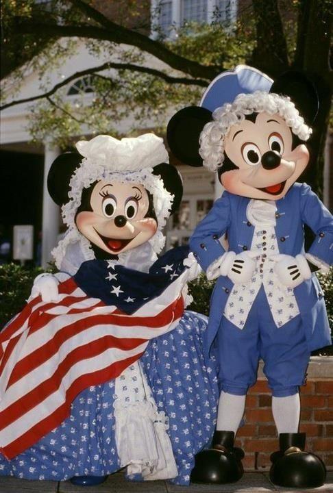 Happy 4th of July from Walt Disney World