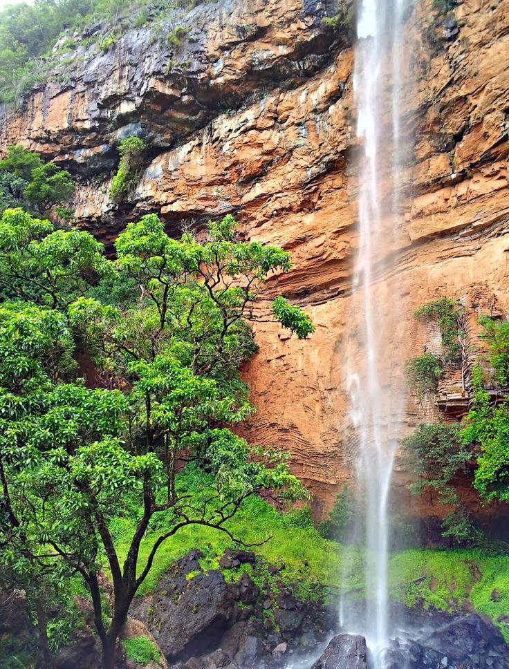 Bridal Veil Falls (Sabie, Mpumalanga)